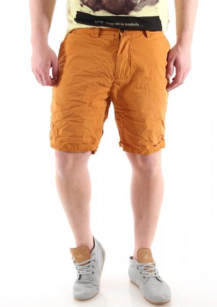 Scotch & Soda L.W. Poplin Shorts ginger