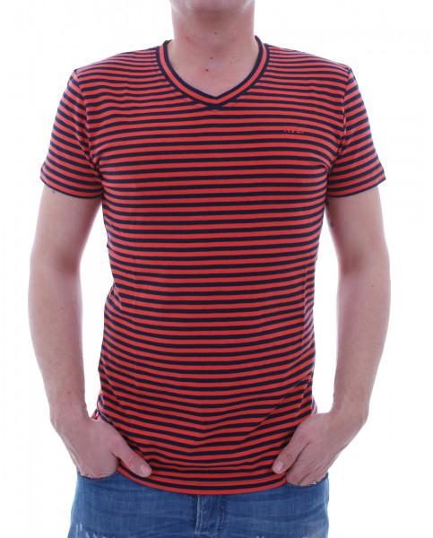 RVLT Revolution Aron T-Shirt navy