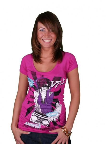 VSCT Stoned She Tee Girl pink