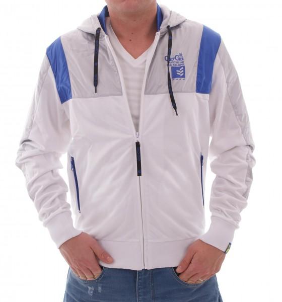Gio-Goi Racine Jacket white