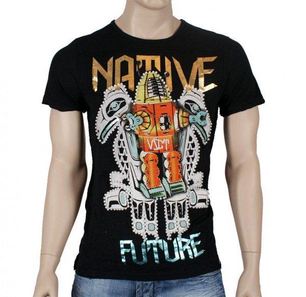 VSCT Native Future T Shirt black