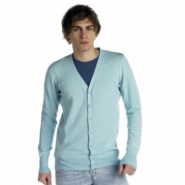 Diesel Karazex Cardigan Knit blue
