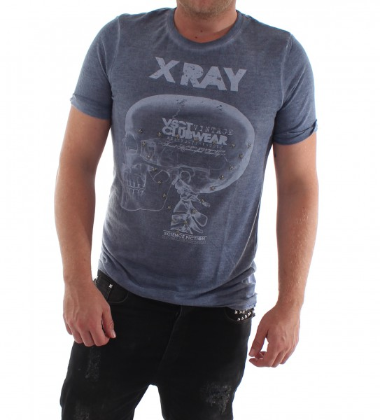 VSCT X-Ray T Shirt indigo