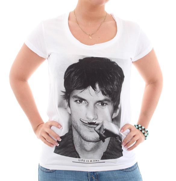 Eleven Paris Kutcher Shirt white