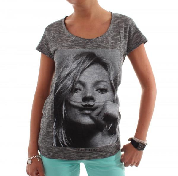 Eleven Paris KM Girl Shirt vintage cotton