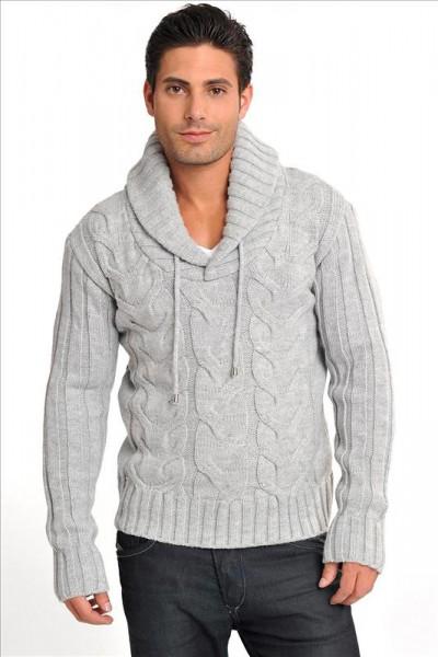 Wasabi Wear Knit Pullover