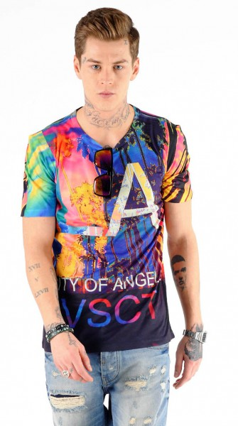 VSCT Clubwear LA Coloursplash T