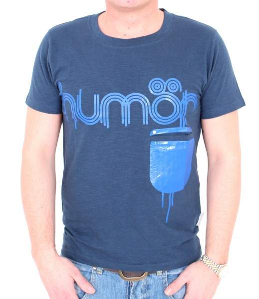 Humör Neu T-Shirt n.marine blue