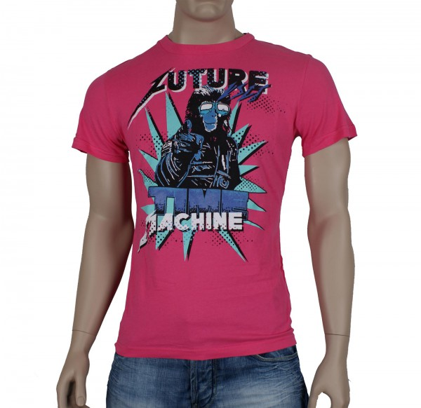 VSCT Ape Time Machine T Shirt mars
