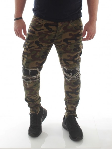 VSCT Clubwear Warrior Cargo Customized Hose