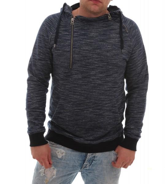 VSCT Shiro 2 zip Moulinee Kangol Hoodie Pullover indigo