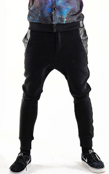 VSCT New Age Jogger with Leather Pocket