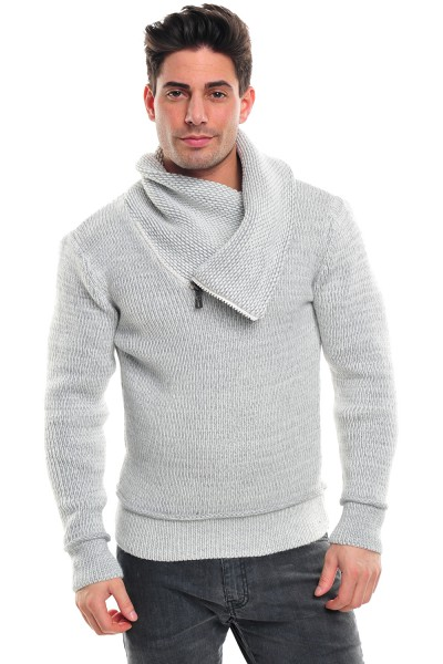 Wasabi Knit 564 Pullover offwhite
