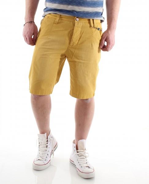 Humör Nieder Chino Shorts mistyed yellow