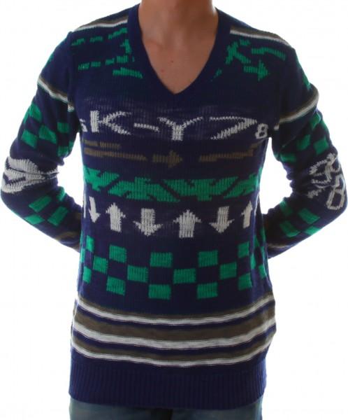 Diesel K-PUFRID Knit Sweater