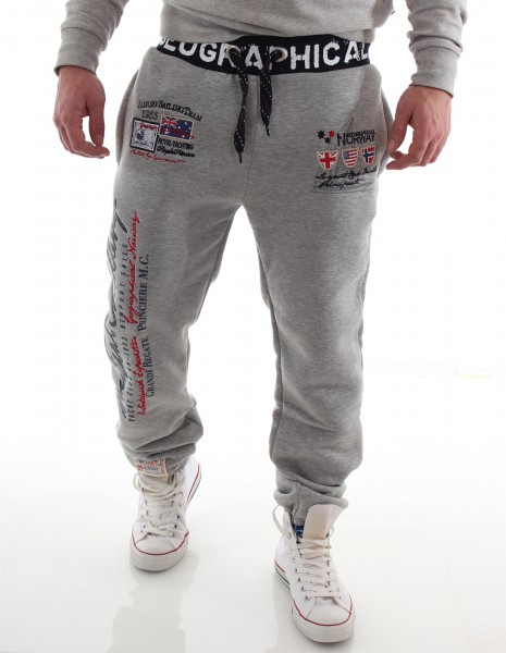 Geographical Norway Jogger grey