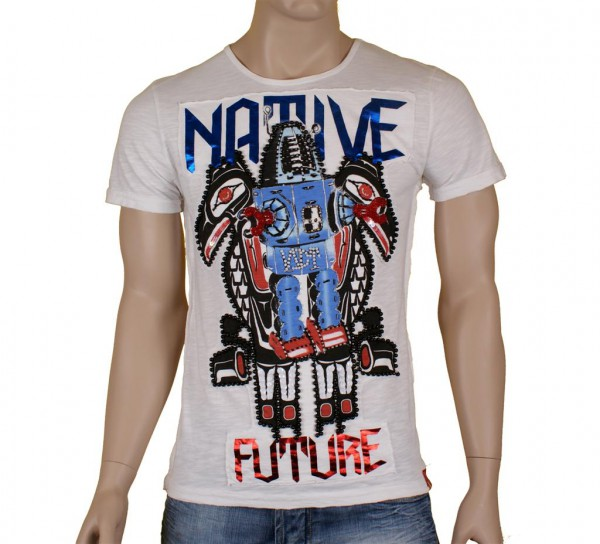 VSCT Native Future T Shirt white