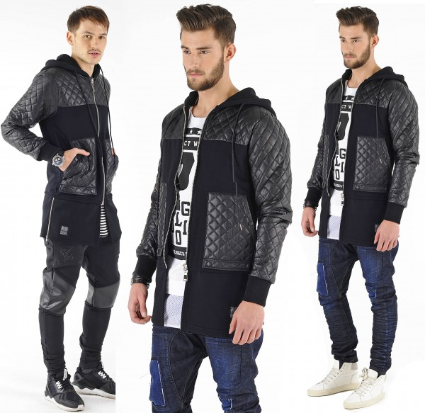 VSCT Elite Sweatjacke long